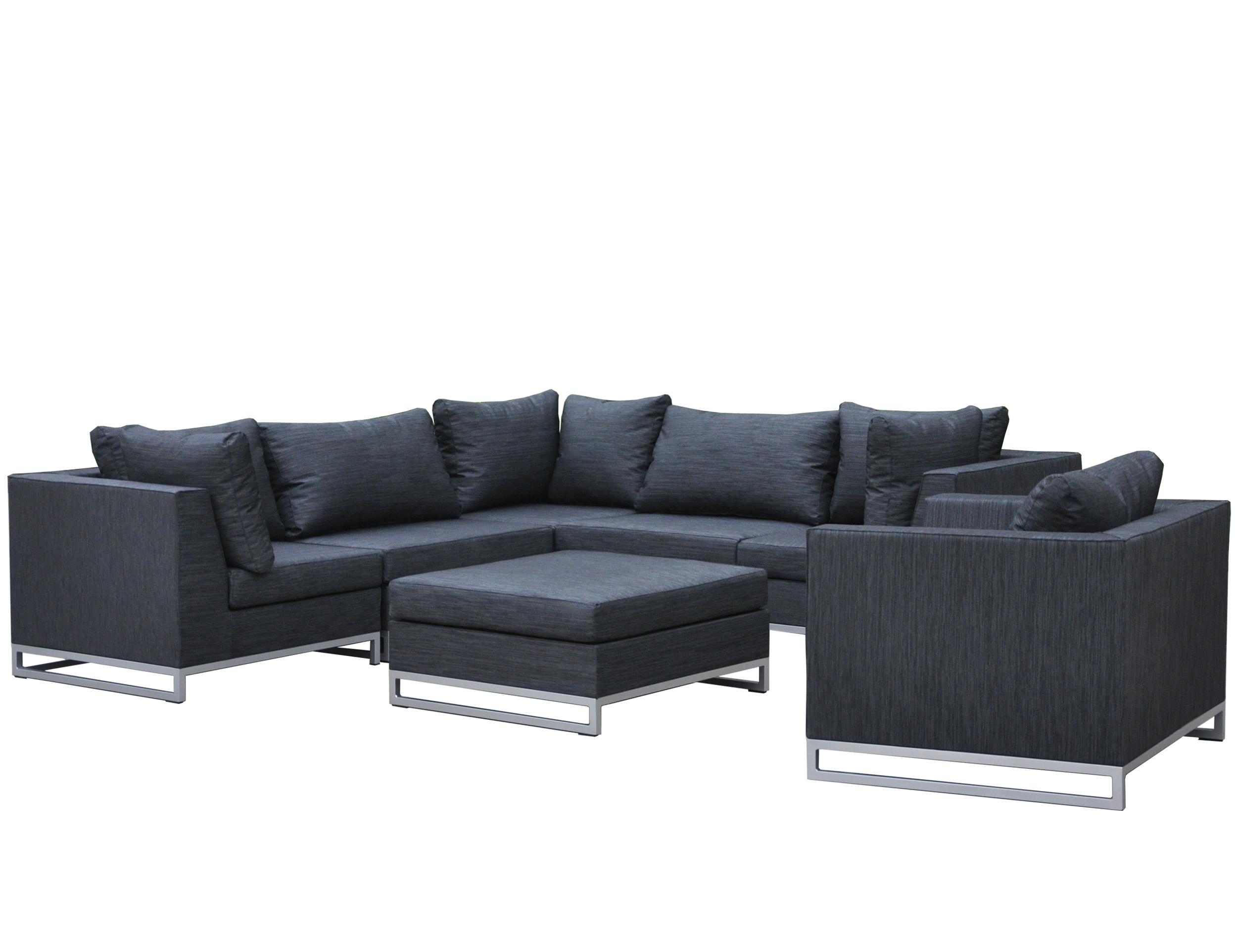 Full Size of Outdoor Lounge Hocker Tisch Legian Textilene Aluminium Sofa Blau Rundes München Günstige Chesterfield Gebraucht Mit Verstellbarer Sitztiefe Alternatives Xora Wohnzimmer Wetterfest Outdoor Sofa