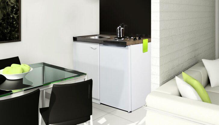Miniküchen Respekta Pantry 100sv Minikche Mit Khlschrank Wohnzimmer Miniküchen
