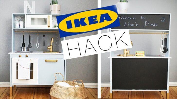 Medium Size of Ikea Küche Mint Duktig Pimpen 2 In 1 Hack Eileena Ley Youtube Einbauküche L Form Wandbelag Wanduhr Abfalleimer Gebrauchte Mit E Geräten Günstig Vinylboden Wohnzimmer Ikea Küche Mint