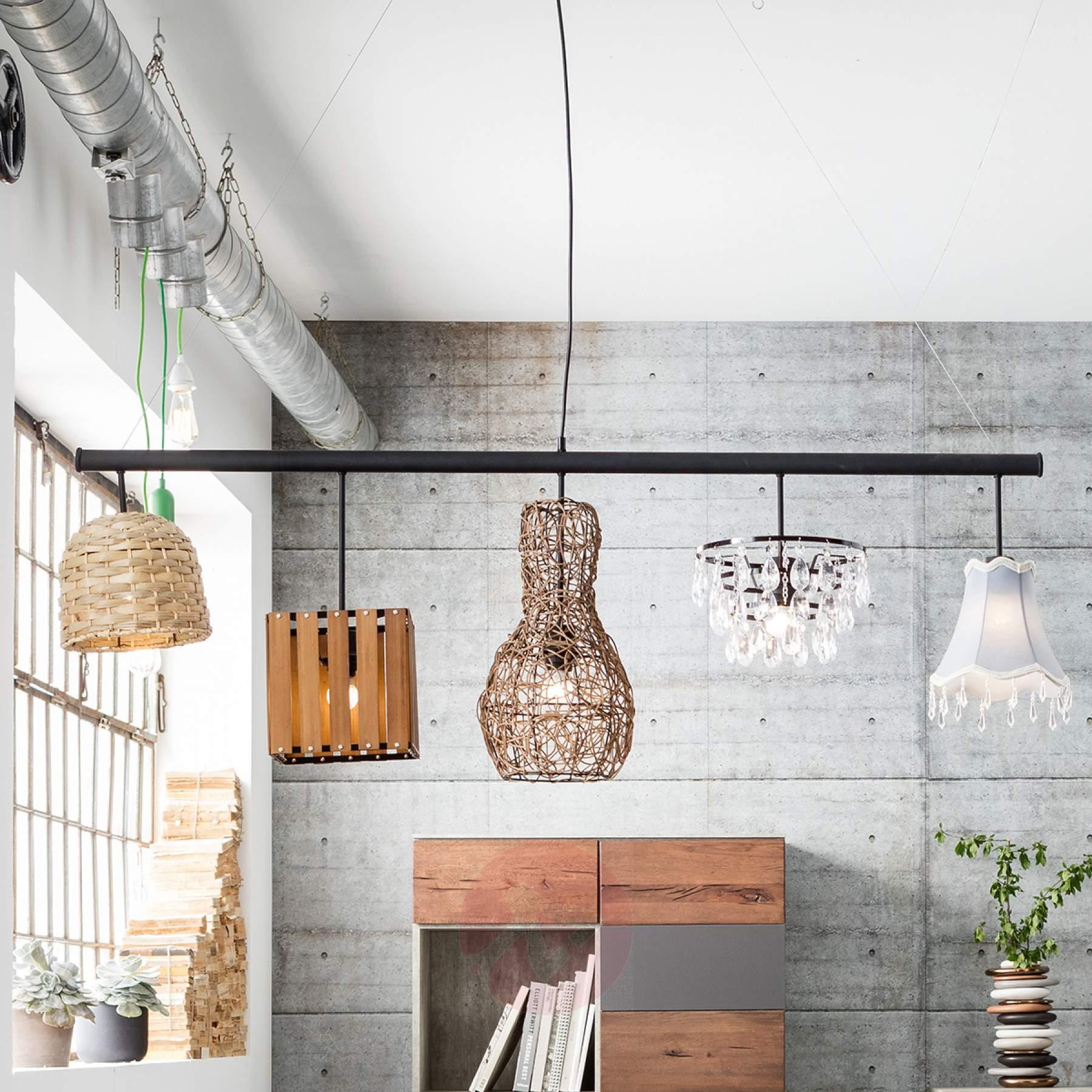 Full Size of Lampe über Kochinsel Kare Parecchi Art House Balkenpendelleuchte Kaufen Lampenweltde Deckenlampen Wohnzimmer Modern Stehlampe Gartenüberdachung Bogenlampe Wohnzimmer Lampe über Kochinsel