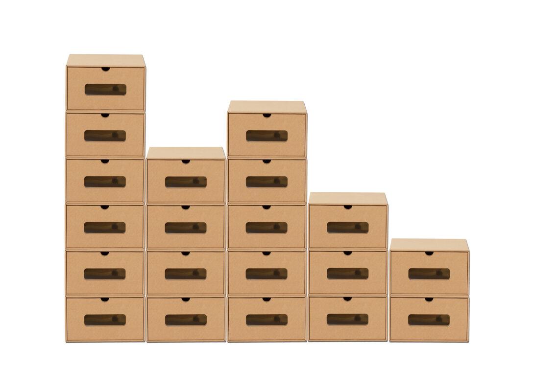 Large Size of Aufbewahrungsbopappe 20karton Mit Schublade Real Stecksystem Regal Schubladeneinsatz Küche Wohnzimmer Schubladeneinsatz Stecksystem