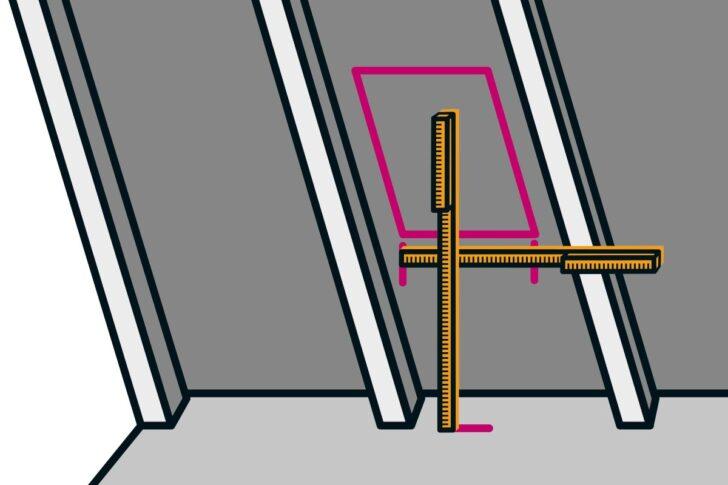 Medium Size of Dachfenster Einbauen Sparrenabstand Velux Kosten Preis Firma Innenverkleidung Innenfutter Youtube Einbauanleitung Einbau Roto Anleitung Zwischen Dachsparren Wohnzimmer Dachfenster Einbauen
