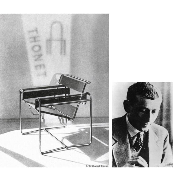 Medium Size of Liegestuhl Bauhaus Thonet Und Das Garten Fenster Wohnzimmer Liegestuhl Bauhaus