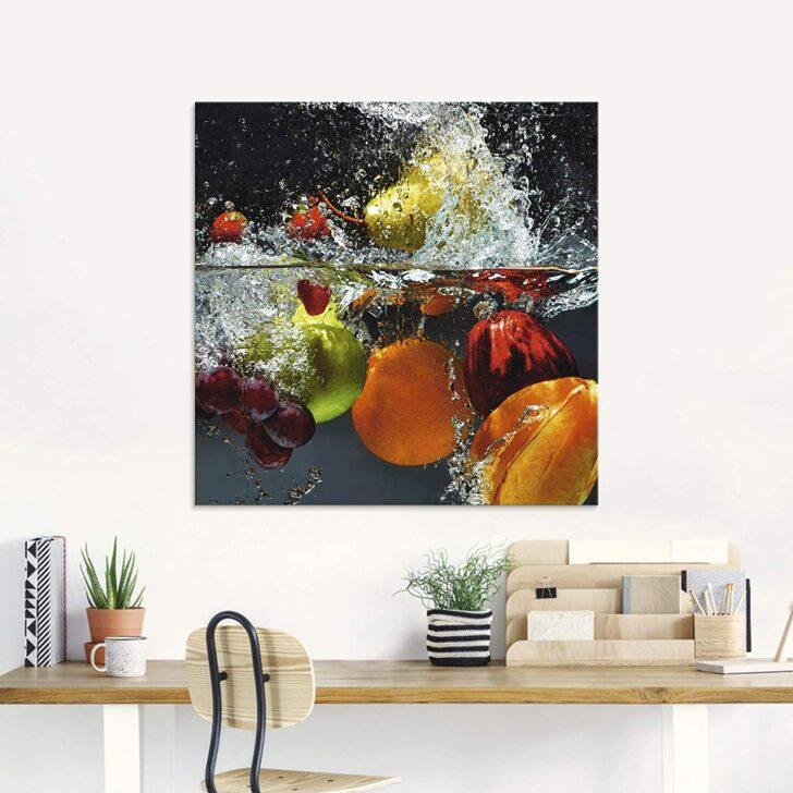 Medium Size of Küchen Glasbilder Regal Küche Bad Wohnzimmer Küchen Glasbilder