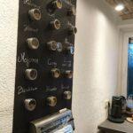 Magnetwand Küche Magnet Tafel Gewrz Wand Kche Hängeschrank Höhe Edelstahlküche Gebraucht Vorhang Teppich Für Arbeitstisch Möbelgriffe Ohne Geräte Wohnzimmer Magnetwand Küche