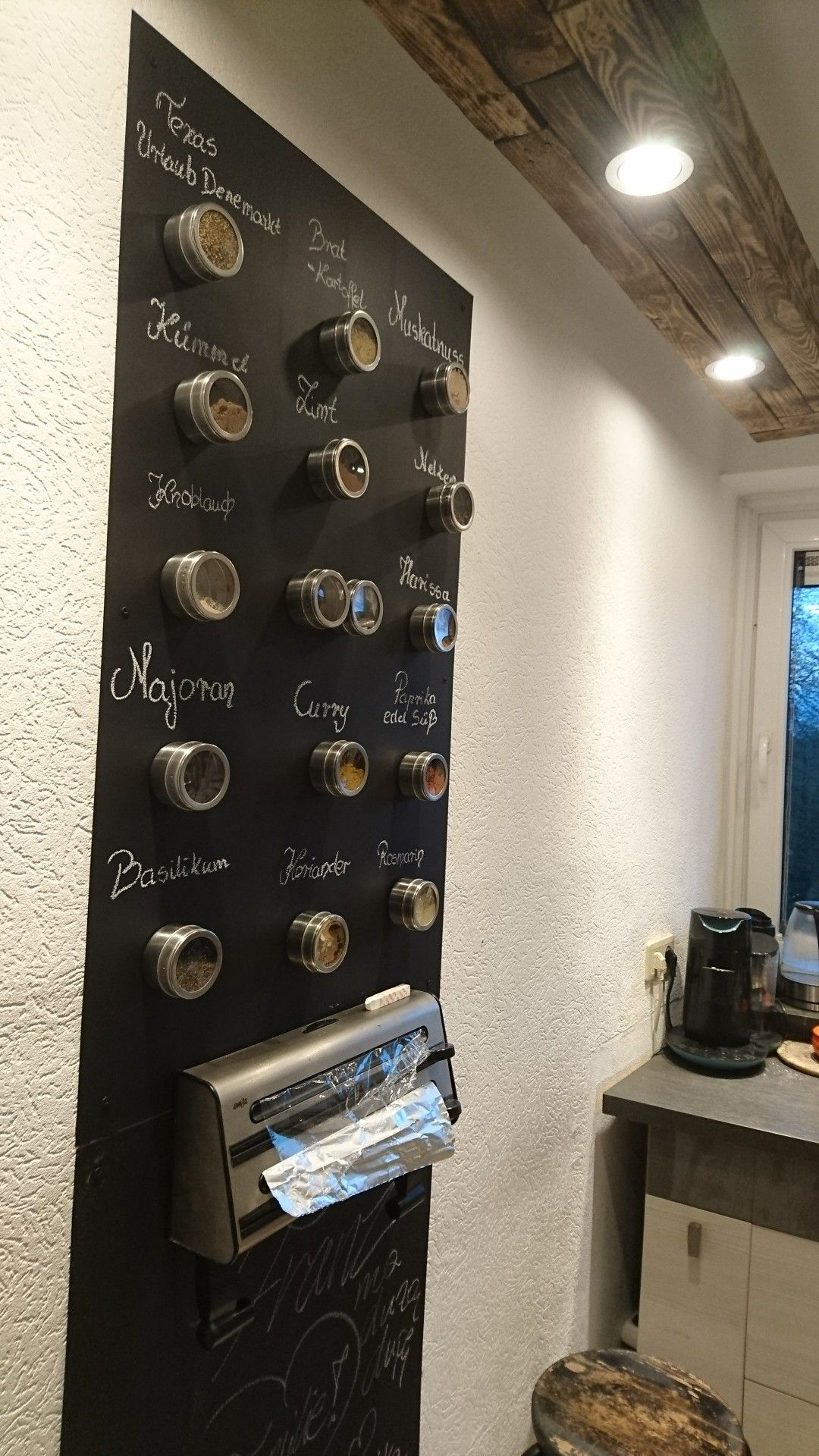 Full Size of Magnetwand Küche Magnet Tafel Gewrz Wand Kche Hängeschrank Höhe Edelstahlküche Gebraucht Vorhang Teppich Für Arbeitstisch Möbelgriffe Ohne Geräte Wohnzimmer Magnetwand Küche