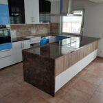 Granit Arbeitsplatte Wohnzimmer Arbeitsplatten Küche Sideboard Mit Arbeitsplatte Granitplatten