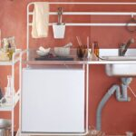 Sunnersta Ikea Wohnzimmer Sunnersta Ikea Rail Mini Kitchen Hack Drinks Trolley System Utility Cart Bar Sink Ideas Verkauft Kche Fr 100 Euro Brigittede Sofa Mit Schlaffunktion