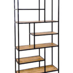 Regalwürfel Metall Wohnzimmer Regalwürfel Metall Bcherregal Stand Regal Bcherbord 100 190 40 Cm Liverpool Regale Bett Weiß