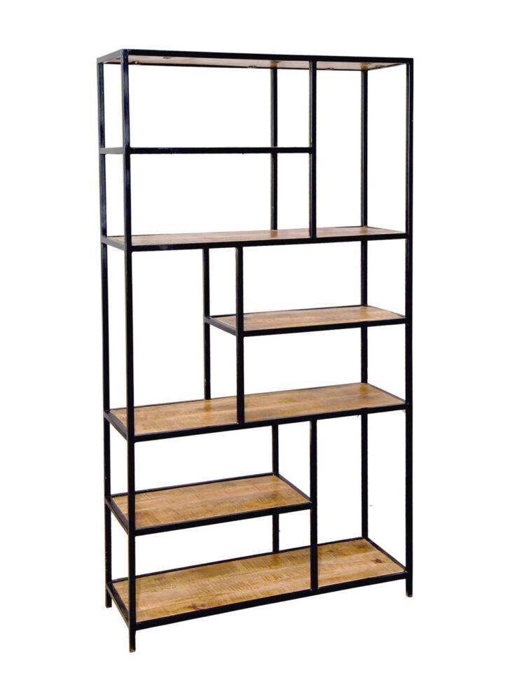 Medium Size of Regalwürfel Metall Bcherregal Stand Regal Bcherbord 100 190 40 Cm Liverpool Regale Bett Weiß Wohnzimmer Regalwürfel Metall