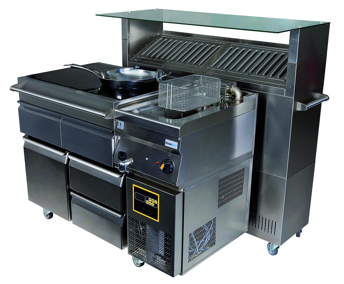 Full Size of Küchenabluft Zuverlssiges Abluftsystem Fr Kchen Mit Cleanair Technologie Wohnzimmer Küchenabluft