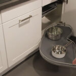 Nobilia Jalousieschrank Unser Stauraumwunder Kchen Küche Einbauküche Wohnzimmer Nobilia Jalousieschrank