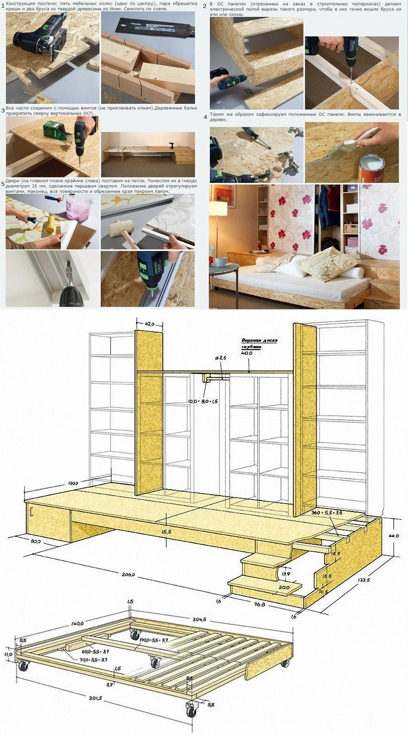 Full Size of Podestbett Ikea Hack Anleitung Podest Bett Diy Bauen Selber Aus Regalen Betten 160x200 Modulküche Bei Miniküche Küche Kosten Sofa Mit Schlaffunktion Kaufen Wohnzimmer Podestbett Ikea