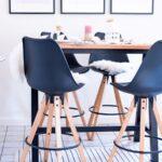 Kchenecke Und Tischdekoration Mit Dnisches Bettenlager Bartisch Dänisches Badezimmer Küche Wohnzimmer Bartisch Dänisches Bettenlager