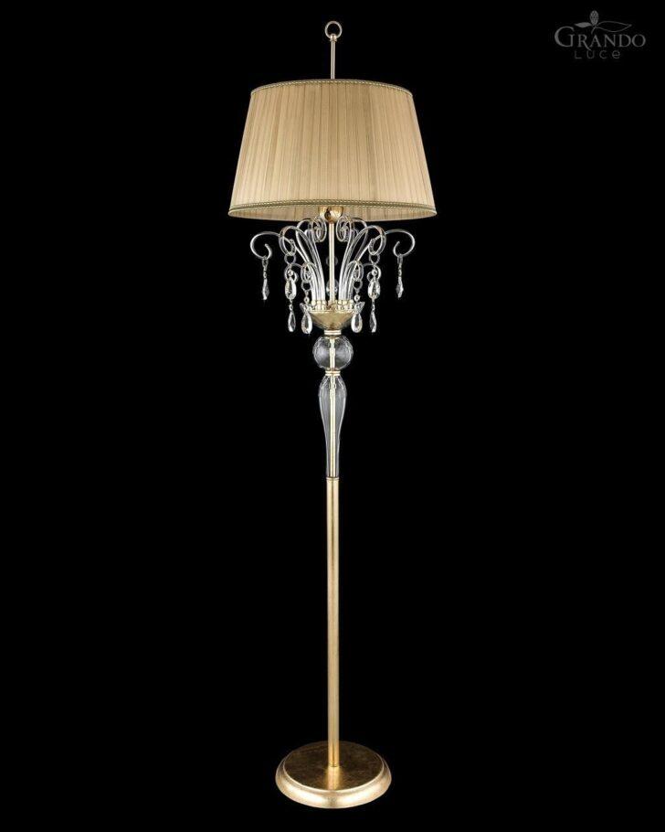 Medium Size of Kristall Stehlampe Stehleuchte Klassisch Metall Mit Swarovski Wohnzimmer Schlafzimmer Stehlampen Wohnzimmer Kristall Stehlampe