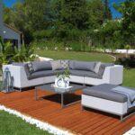 Couch Terrasse Moderne Und Gemtliche Gartenlounge Garten Lounge Wohnzimmer Couch Terrasse