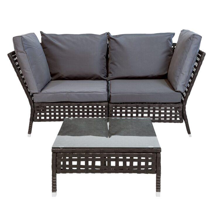 Medium Size of Wetterfest Outdoor Sofa Loungegruppe Kylo I 3 Teilig Lounge Mbel 2 1 Sitzer Heimkino Ikea Mit Schlaffunktion Elektrischer Sitztiefenverstellung Große Kissen Wohnzimmer Wetterfest Outdoor Sofa