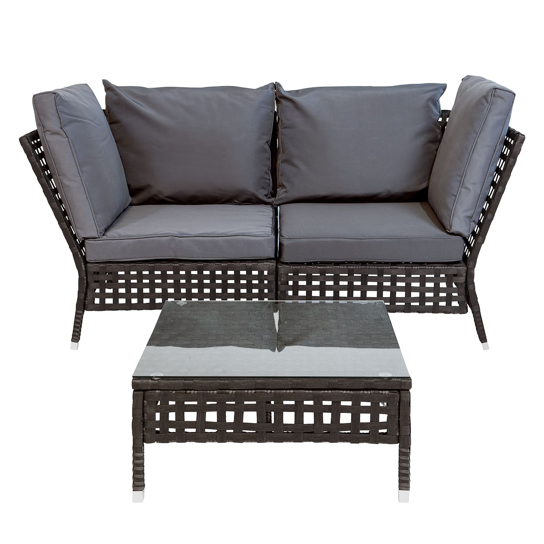 Full Size of Wetterfest Outdoor Sofa Loungegruppe Kylo I 3 Teilig Lounge Mbel 2 1 Sitzer Heimkino Ikea Mit Schlaffunktion Elektrischer Sitztiefenverstellung Große Kissen Wohnzimmer Wetterfest Outdoor Sofa