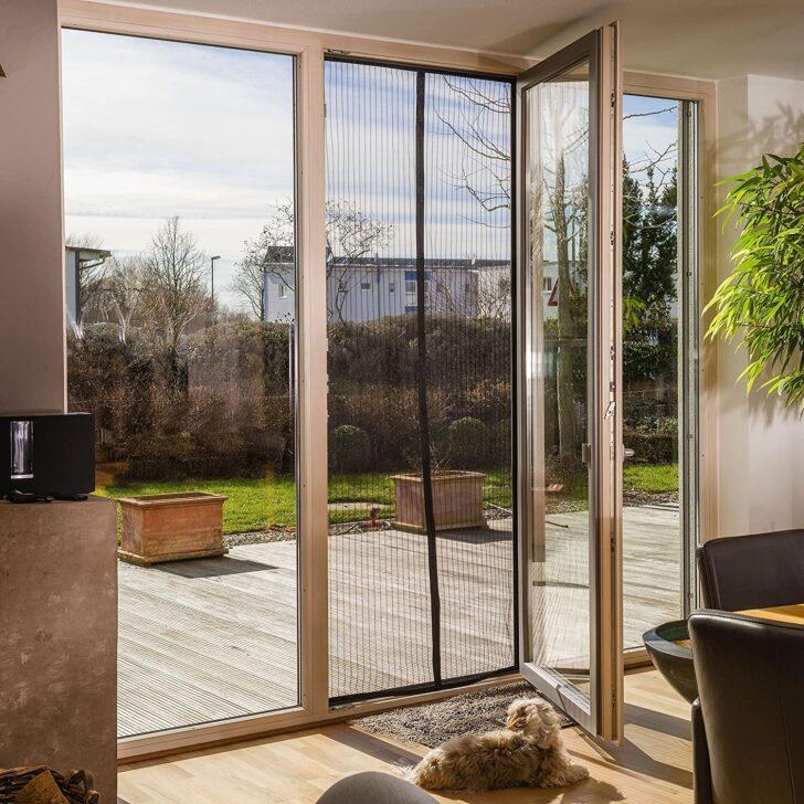 Medium Size of Freiluftraum Magnet Fliegengitter Tr Vorhang I Trvorhang Bad Küche Wohnzimmer Wohnzimmer Vorhang Terrassentür
