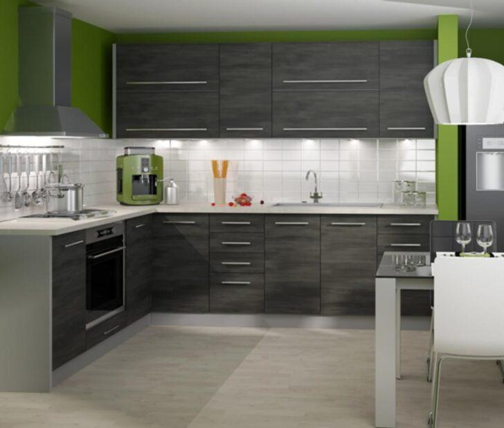 Medium Size of Real Küchen Kchenblock Kchenzeile Komplett Kche L Form Regal Wohnzimmer Real Küchen