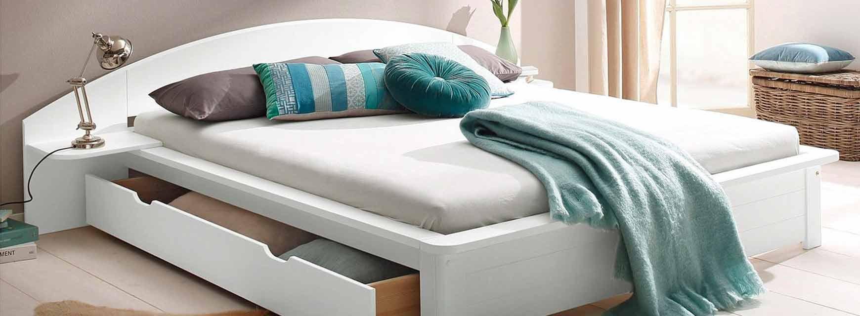 Full Size of Bauernbett 90x200 Weißes Bett Mit Bettkasten Kiefer Lattenrost Schubladen Weiß Und Matratze Betten Wohnzimmer Bauernbett 90x200