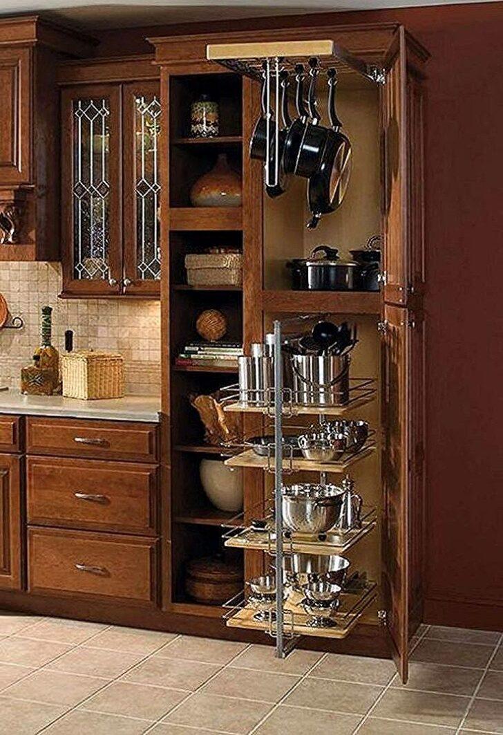 Medium Size of Woods Tpfe Und Pfannen Aufbewahrungsideen Zur Organisation Ihrer Aluminium Verbundplatte Küche Kleine Einbauküche Auf Raten Wasserhahn Wandanschluss Ohne Wohnzimmer Aufbewahrungsideen Küche