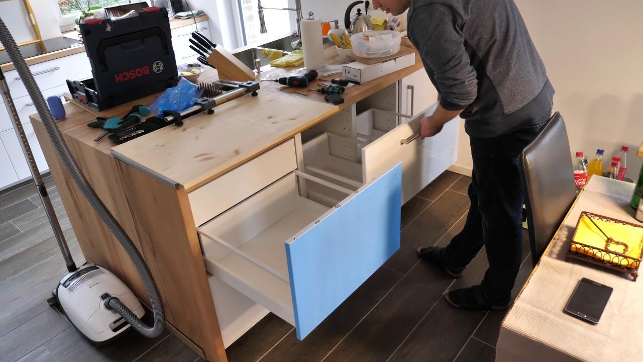 Full Size of Ikea Kche Maximera Schublade Ausbauen Einsetzen Bis 2017 Vs 2018 Betten Bei Küche Kaufen Miniküche Modulküche Kosten 160x200 Sofa Mit Schlaffunktion Wohnzimmer Schrankküche Ikea Värde