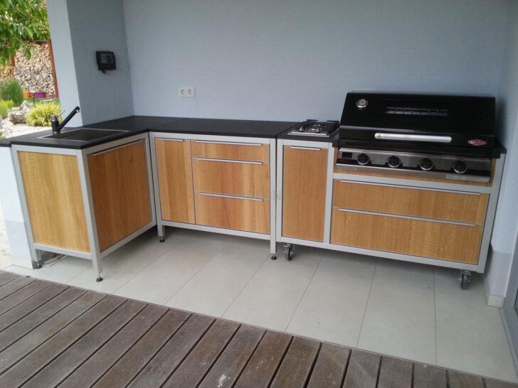Medium Size of Mobile Outdoorküche Küche Wohnzimmer Mobile Outdoorküche