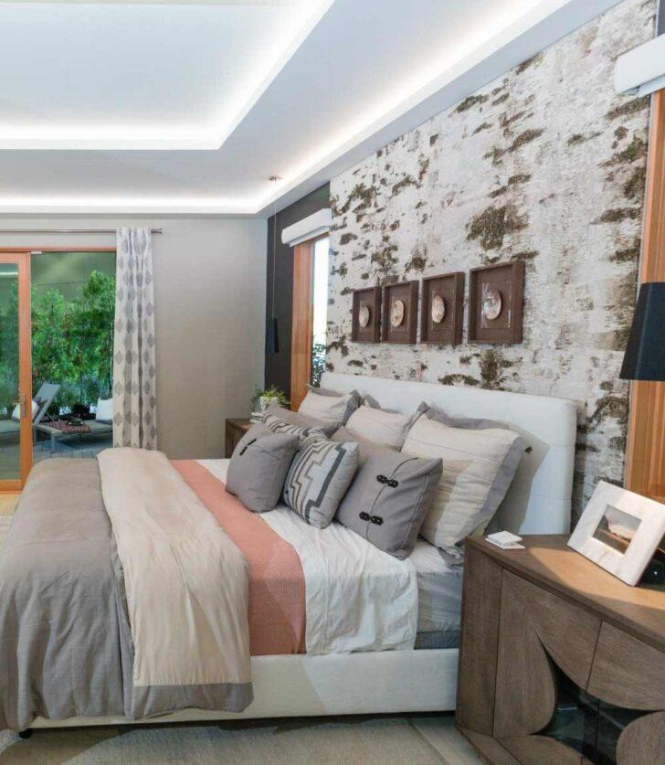Medium Size of Akzentwand Schlafzimmer Tapeten Ideen Laminat An Wand Kleben Praktische Tipps Zur Stilvollen Günstige Komplett Komplette Deckenlampe Komplettangebote Wohnzimmer Akzentwand Schlafzimmer Tapeten Ideen