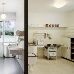 Bauhaus Küchenrückwand Wohnzimmer Bauhaus Kuchen Fenster