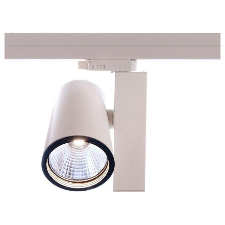 Medium Size of Led Schienensystem 3 Phasen 230v Cob23 In Wei Und Sandgestrahlt Panel Küche Leder Sofa Deckenleuchte Beleuchtung Bad Wohnzimmer Lampen Spot Garten Big Wohnzimmer Led Schienensystem