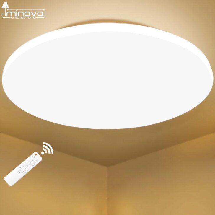 Medium Size of Led Wohnzimmer Leuchte Lampe Oberflche Montieren Big Sofa Bad Vitrine Weiß Heizkörper Gardinen Für Teppich Wohnzimmer Led Wohnzimmer Deckenleuchte