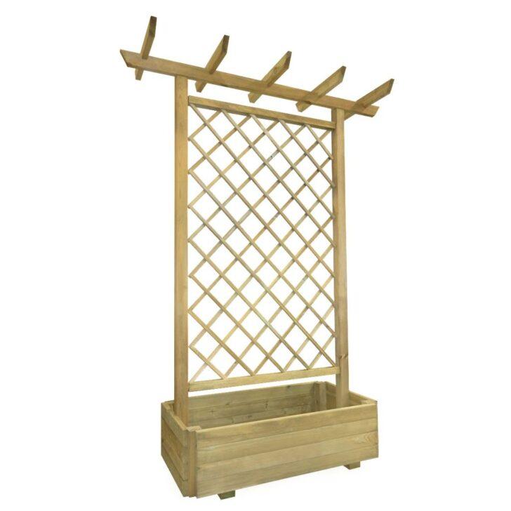 Medium Size of Holz Pergola Modern Selber Bauen Kaufen Bausatz Garten Pflanzkbel 162 56 204 Cm Gitoparts Bett Massivholz 180x200 Holzhäuser Bad Unterschrank Betten Aus Wohnzimmer Holz Pergola Modern