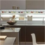 Wandpaneel Kche Steinoptik Kchen Elegant Bulthaup Musterküche Wohnzimmer Bulthaup Musterküche