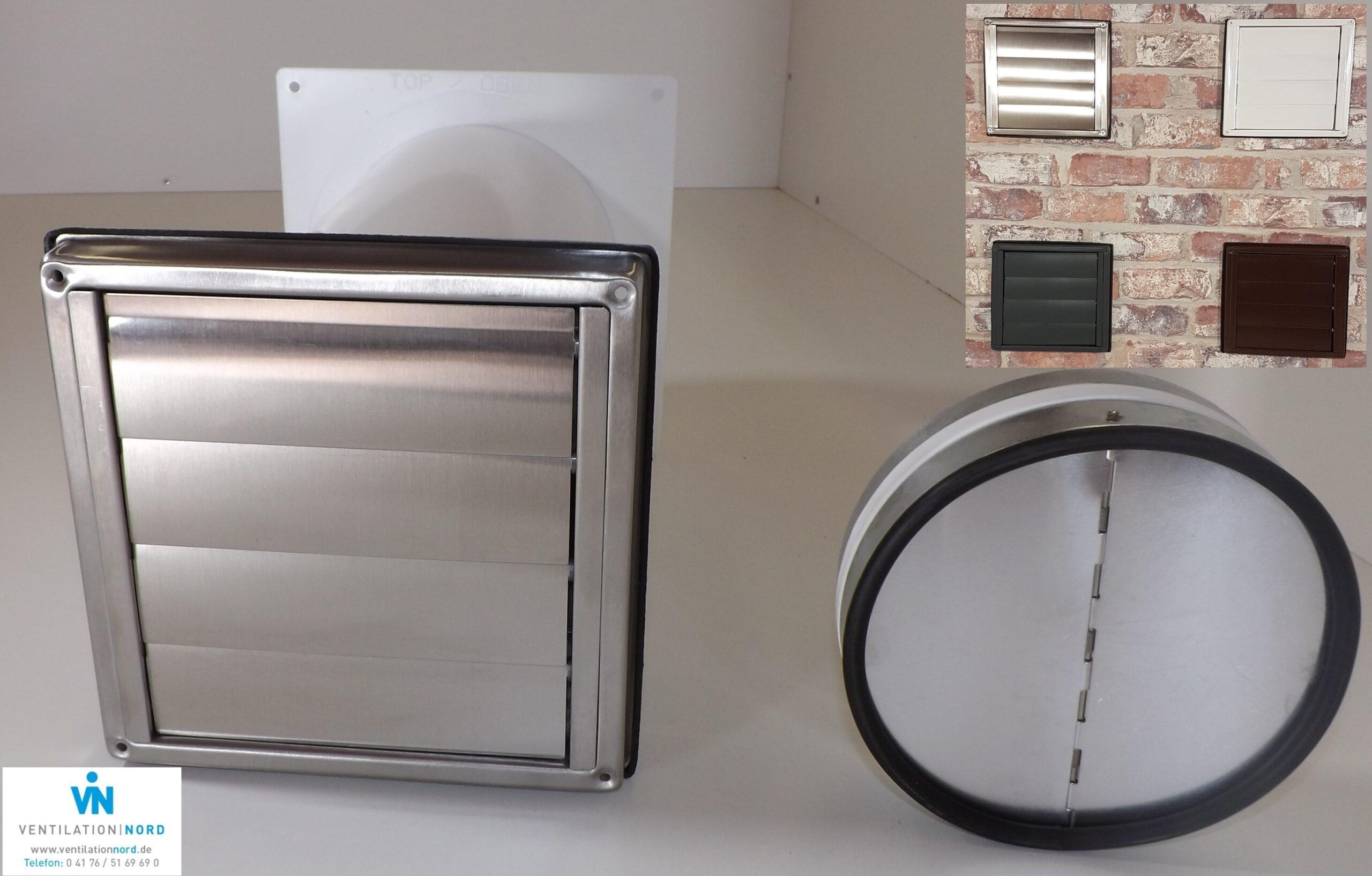 Full Size of Küchenabluft Mauerkasten Teleskoprohr Edelstahl Gitter Wetterschutzgitter Wohnzimmer Küchenabluft