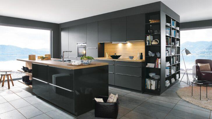 Medium Size of Nolte Küchen Glasfront Kchenfronten Im Berblick Welche Ist Richtige Küche Betten Regal Schlafzimmer Wohnzimmer Nolte Küchen Glasfront