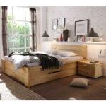 Stauraumbett 200x200 Wohnzimmer Bett 200x200 Komforthöhe Stauraum Betten Weiß Mit Bettkasten