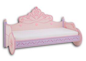 Kinderbett Mädchen 90×200