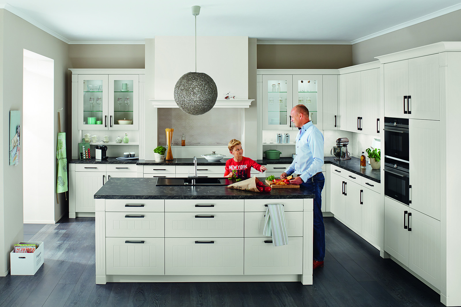 Full Size of Freistehende Küchen Kchenformen Im Berblick Vor Und Nachteile Regal Küche Wohnzimmer Freistehende Küchen