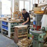 Eichenbalken Bauhaus Kaufen Nachhaltig Wohnen Diese Holzmbel Haben Ein Vorleben Welt Fenster Wohnzimmer Eichenbalken Bauhaus