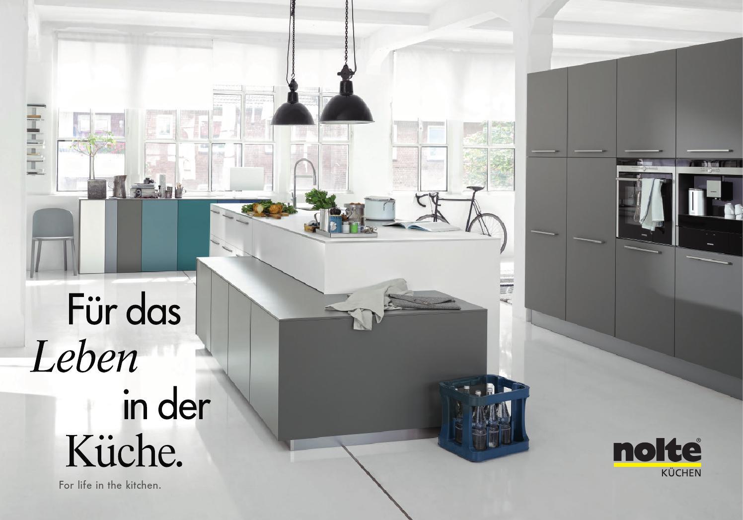 Full Size of Nolte Apothekerschrank Kuechen Katalog 2015 By Perspektive Werbeagentur Küche Schlafzimmer Betten Wohnzimmer Nolte Apothekerschrank