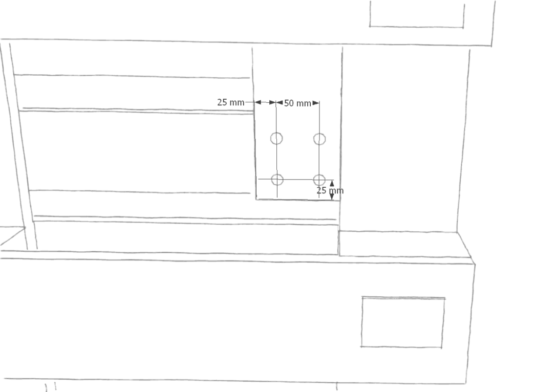Large Size of Bauanleitung Bauplan Palettenbett In 3 Stunden Ein Bett Aus Europaletten Bauen Wohnzimmer Bauanleitung Bauplan Palettenbett