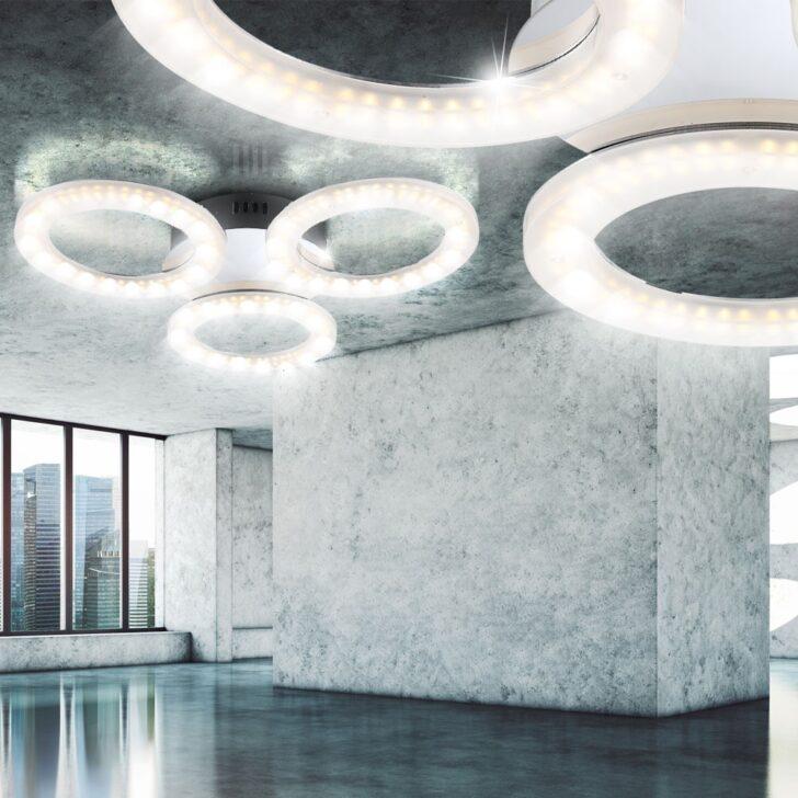 Medium Size of Wohnzimmer Deckenlampe Led 20 Watt Beleuchtung Lampe Chrom Leuchte Bro Sofa Grau Leder Bilder Xxl Braun Liege Chesterfield Deckenlampen Für Heizkörper Deko Wohnzimmer Wohnzimmer Deckenlampe Led