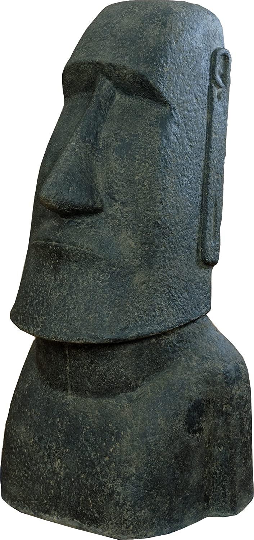 Full Size of Gartenskulpturen Stein Korboutlet Moai Kopf Steinguss Osterinseln Statue Figur Fr Haus Hotel Alpina Bad Hofgastein Gastein Staffelstein Pension Therme Wohnzimmer Gartenskulpturen Stein