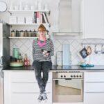 Kchen Makeover Wasn Glanzstck Unsere Selbstgebaute Ikea Kche Amerikanische Küche Kaufen Grau Hochglanz Schwarze Günstige Mit E Geräten Fliesen Für Wohnzimmer Voxtorp Küche Ikea