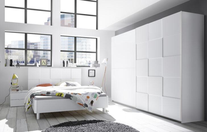 Medium Size of Schlafzimmer Komplett Set Modern Weiss Massiv Luxus Schlafzimmerset Matt 3d Optik Nicato2 Designermbel Komplettes Deckenleuchte Küche Günstig Nolte Truhe Wohnzimmer Schlafzimmer Komplett Modern