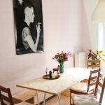 Ambiente Blog Mut Zur Farbe Küche Rosa Wohnzimmer Wandfarbe Rosa