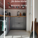 Wandfarbe Rosa Neue Trendwandfarbe Rosiges Hausverschnerungs Projekte Küche Wohnzimmer Wandfarbe Rosa