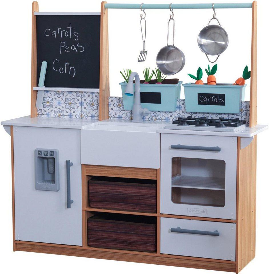 Full Size of Spielküche Kidkraft Spielkche Farmhouse Kinder Wohnzimmer Spielküche