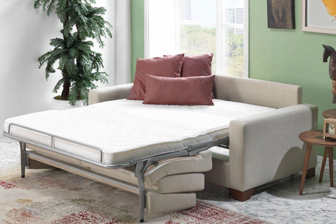 Large Size of Couch Ausklappbar Bett Casa Padrino Designer 3er Schlaf Sofa Mit Ausklappbares Wohnzimmer Couch Ausklappbar